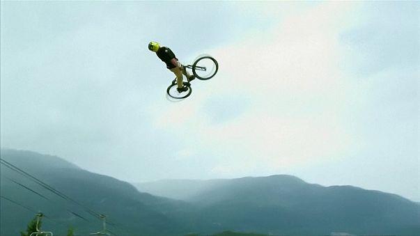 Freeride MTB: successo del padrone di casa Rheeder a Whistler