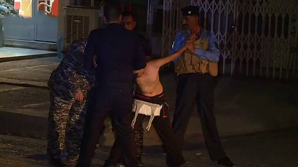 'Kidnapped' boy wearing 'explosive belt' arrested by Iraqi police