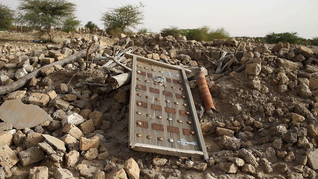 Малийский исламист, разрушивший средневековые памятники, признал свою вину