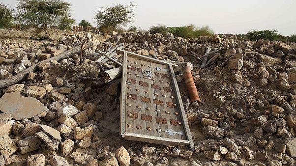 محاکمه متهم به تخریب میراث فرهنگی در تیمبوکتو