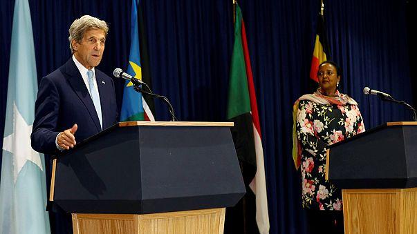 "John Kerry: ""Altre truppe Onu in Sudan del Sud"""