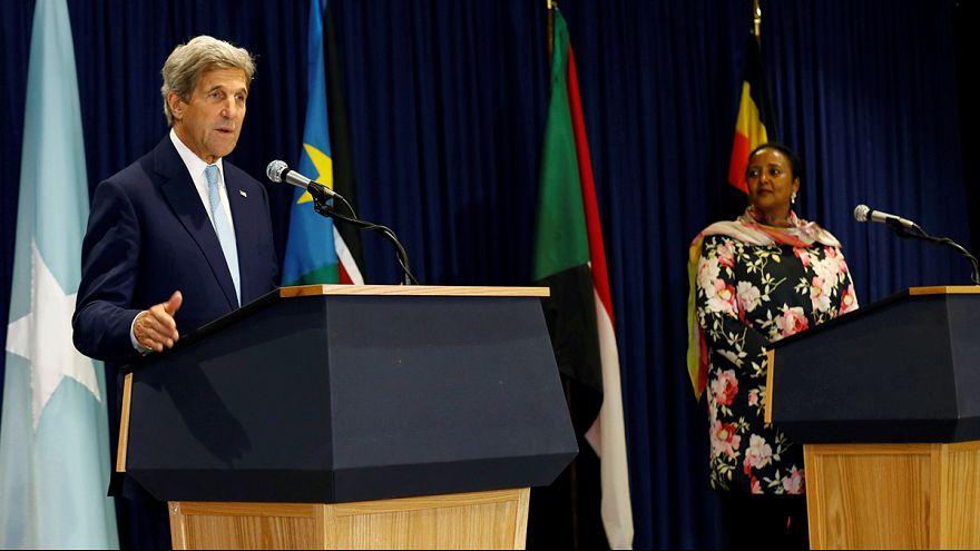 Les Etats-Unis appellent au déploiement des Casques Bleus à Juba