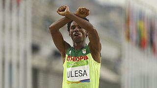 Rio 2016 : le gouvernement éthiopien rassure l'athlète protestataire