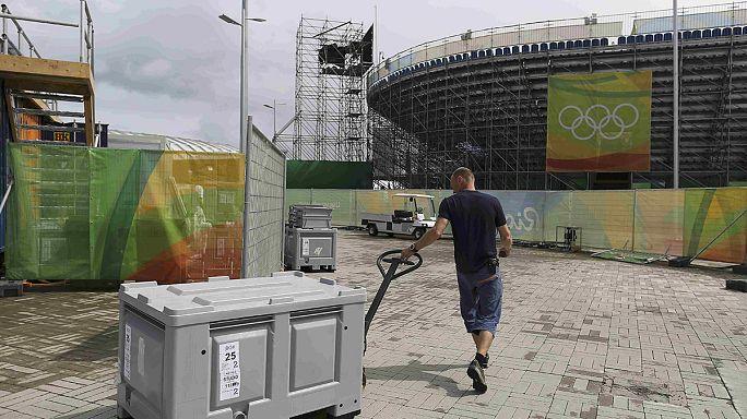 Olimpiyatlar bitti, mali kriz kapıda