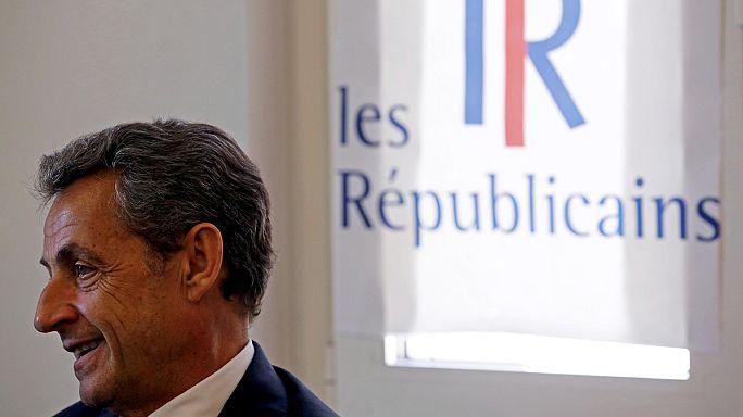 Sarkozy 2017'de yapılacak cumhurbaşkanlığı seçimi için aday