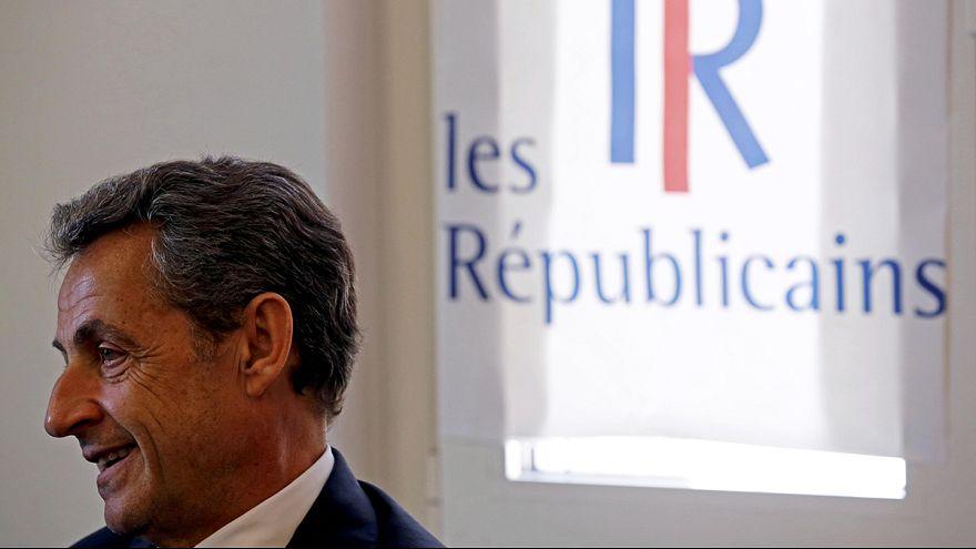França:Sarkozy candidato ao Eliseu