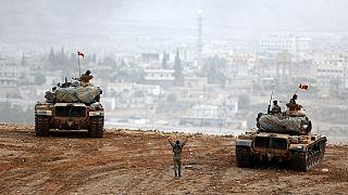 Ankara sur le pied de guerre