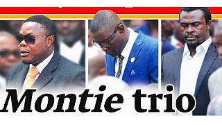 Ghana's president pardons controversial trio who threatened judges
