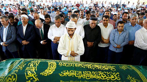 Turkey backtracks on who was behind Gaziantep wedding blast
