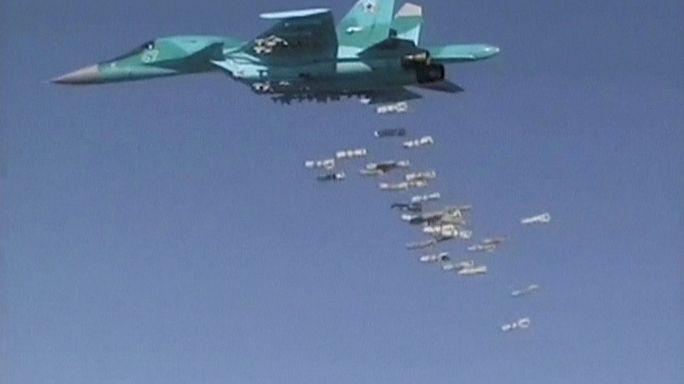 Síria: Washington espera obter acordo com a Rússia até ao final do mês
