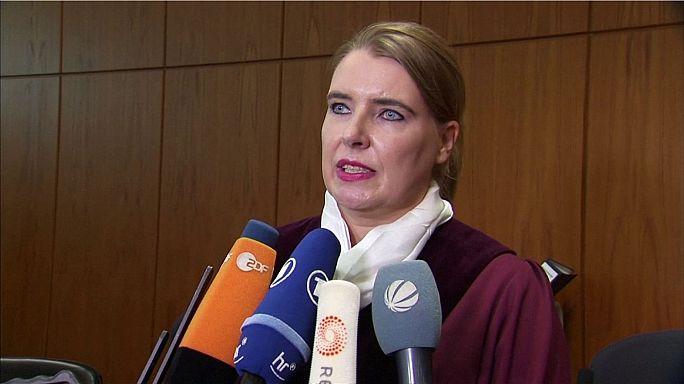 В Германии судят члена ИГ