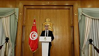 Tunisian parliament to vote on proposed new unity government