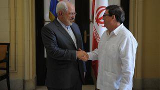 Irán szorosabbra fűzné kapcsolatait Kubával