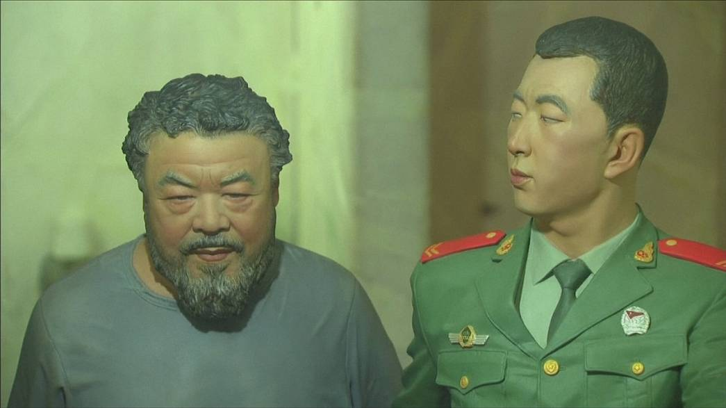 Cervantes ile Ai Weiwei İspanya'nın ortaçağ şehrinde buluştu