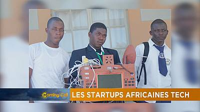 Gros plans sur les startups africaines de la technologie [Hi-Tech dans The Morning Call]