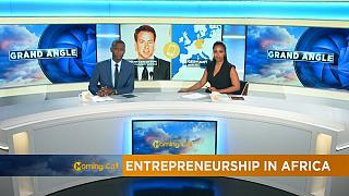 Ampion Africa ou promouvoir l'innovation sur le continent [The Morning Call]