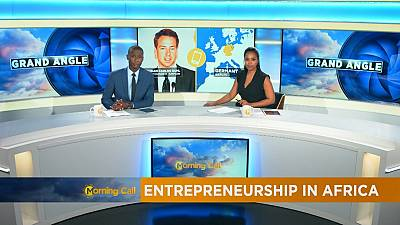 Ampion Africa ou promouvoir l'innovation sur le continent [The Morning Call]