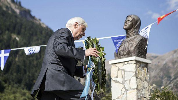 Ο Πρόεδρος της Δημοκρατίας συμμετέχει στις εκδηλώσεις μνήμης για τα 212 χρόνια από το Ολοκαύτωμα των Σουλιωτών