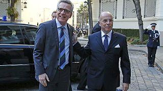 وزيرا داخلية فرنسا وألمانيا يبحثان الملف الامني في ضوء الهجمات الأخيرة