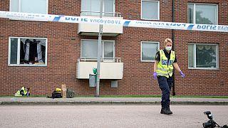 مقتل طفل في انفجار قنبلة يدوية في السويد