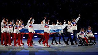 Les sportifs russes définitivement exclus des Jeux Paralympiques
