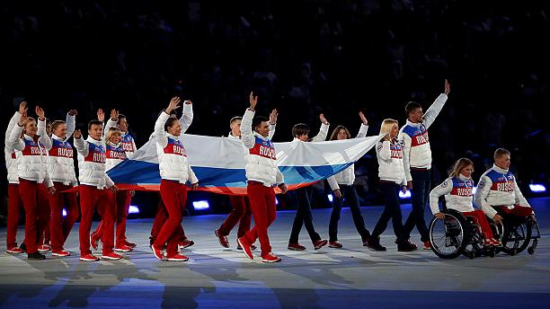 Russia loses appeal against Paralympics ban