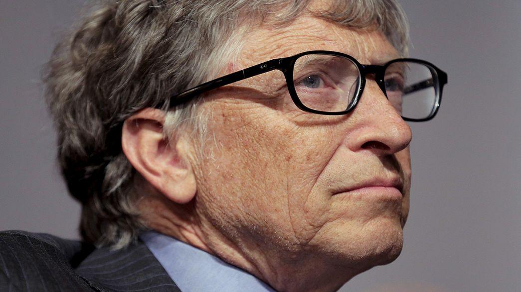 Bill Gates'in serveti rekor seviyeye ulaştı