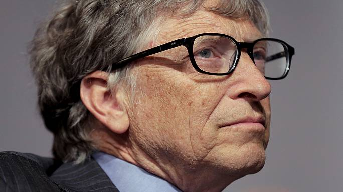 Gates puts the Bill in billionaire as his fortune jumps to $90 billion