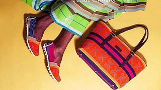 Nigeria: Shoe designing meets heritage
