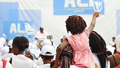 Gabon: la ''guerre'' de l'image dans la campagne présidentielle