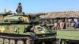 تصاعد حدة المعارك شرقي أوكرانيا