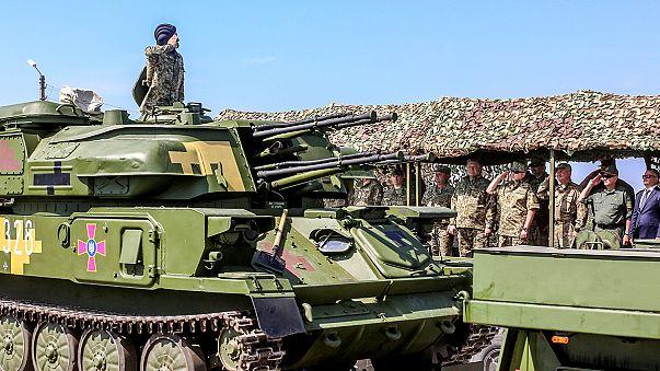 Ucrânia: Tensões antecipam o Dia da Independência