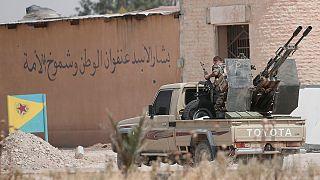 آتش بس میان «یگان های مدافع خلق» و نیروهای دولتی سوریه در حسکه