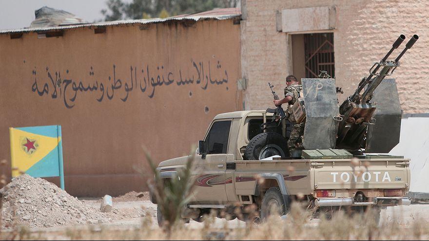 Сирия: в Хасеке вступило в силу прекращение огня