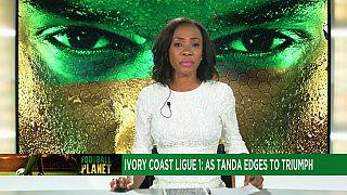 Football Planet : une médaille de bronze pour l'équipe de football du Nigeria