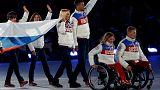 TAS confirma Rússia fora dos Paralímpicos