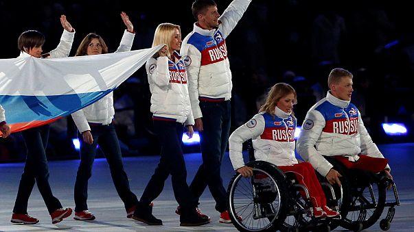 Paralympics finden ohne russische Sportler statt