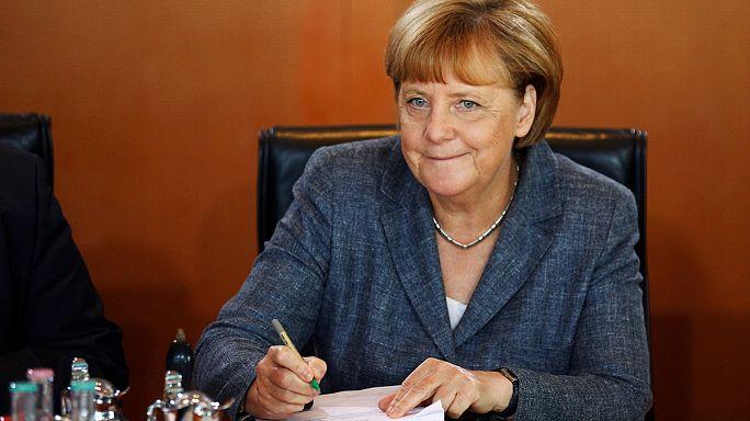 The Brief from Brussels: Pendeldiplomatie Merkels