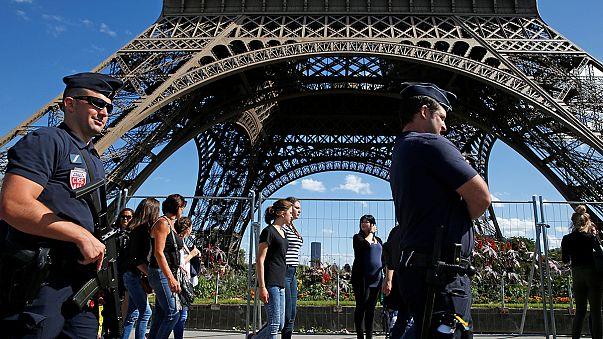 روند نزولی درآمد گردشگری فرانسه، ترکیه و برزیل