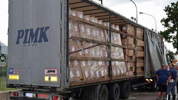 Crise migratória: Jovem viajou 400 quilómetros na parte de baixo de um camião