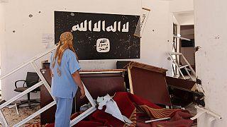 Libye : les installations de l'EI détruites à Syrte