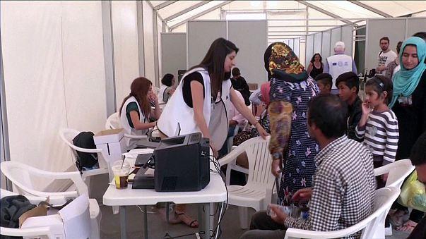 Munkavállalási engedélyt adna a menekülteknek Görögország