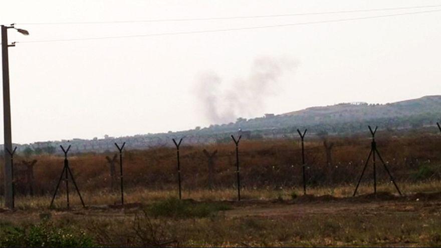 Türkei beschießt IS-Miliz und kündigt weitere militärische Hilfe für FSA-Rebellen an