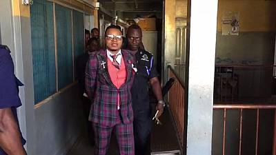 Ghanaian pastor who flogged 'lovebirds' in church arrested over $2.9m fraud
