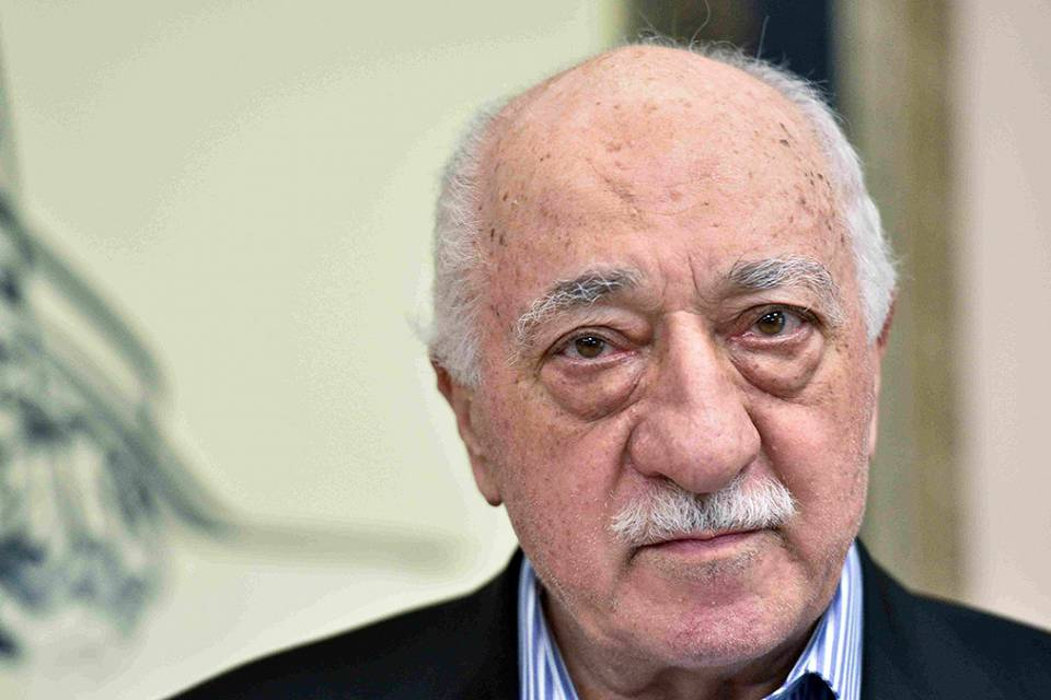 US receives Turkey's request for extradition of Gulen but not for coup