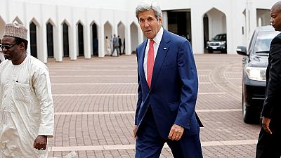 John Kerry urges Nigeria to build trust