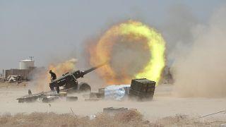 Irak: Ordu Kayyarah'ı terör örgütü IŞİD'den almak için harekete geçti