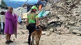 هزة ارضية تضرب وسط ايطاليا وانباء عن انهيار عدد من المباني