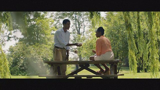 قصة حب باراك اوباما وميشيل في فيلم سينمائي