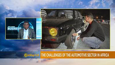Boom in the African car industry [Business on the Morning Call]